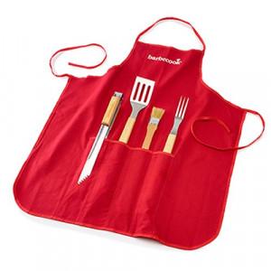 Avental com acessórios para barbecue 2230170055