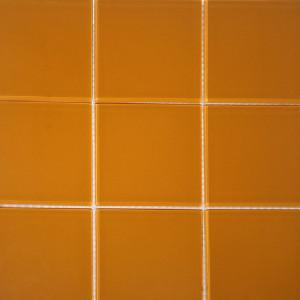 Pastilha 9,8×9,8cm J70 Amarelo em rede
