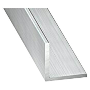 Ângulo 10x10x1 - 1MT Alumínio Bruto