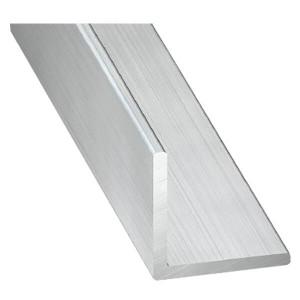 Ãngulo 15x15x1,5 - 1MT Alumínio Bruto
