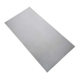 Chapa de Aço Galvanizado Liso