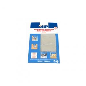 Bandas anti fissuras Dip 1mx7.5 cm