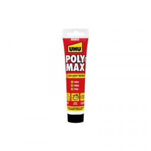 Cola e veda Poly Max Express branco 115 g
