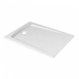 Base de duche 90x75 cm Millennium Branco