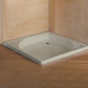 Base de duche 90x90cm mariana pergamon