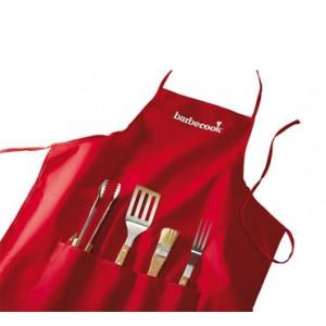 Avental com acessórios para barbecue 223017000