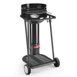 Grelhador barbecue optima go black