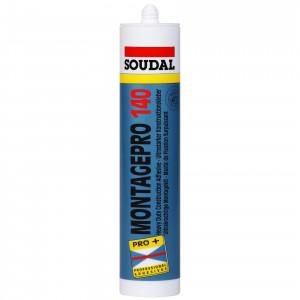 Adesivo de fixação Montagepro 140 branco 310 ml