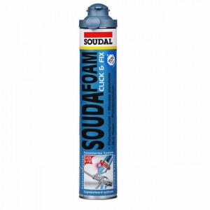 Espuma Soudafoam Click & Fix PC 750 ml