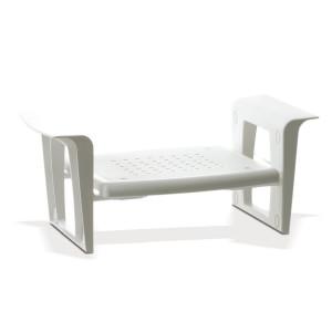 Assento para banho Tasos branco