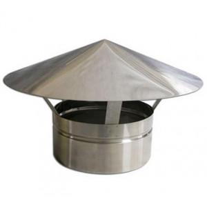 Chapéu de 200 Inox