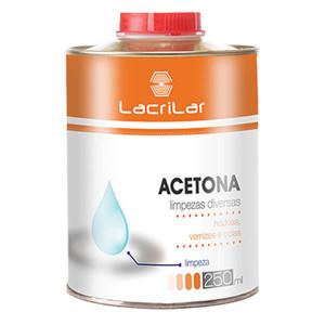 Acetona 250ml
