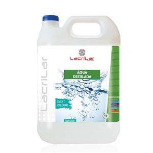 Água destilada 5Lts