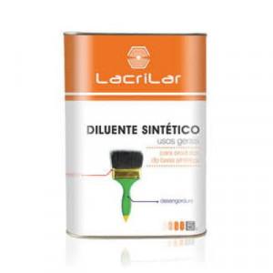 Diluente sintético em lata ¼ l