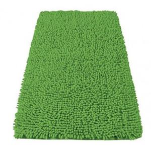 Tapete 50x80 chenille verde forte