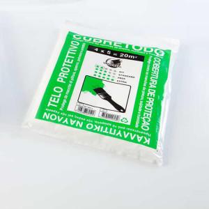 Cobertura Plástica de proteção 4x5 M