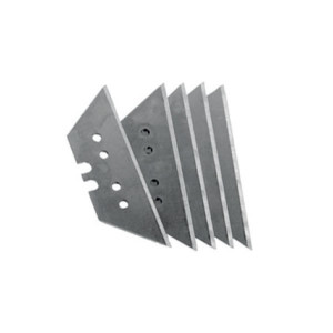 Conjunto de lâminas para faca (5 unidades)
