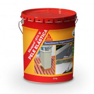 Membrana elástica para telhas Sikagard 25 KG