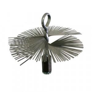 Escova de metal Triclean diâmetro de 150mm