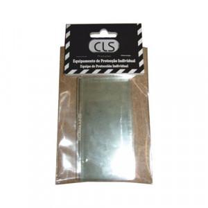 Blister 5 vidros incolores para soldadura 110x55cm