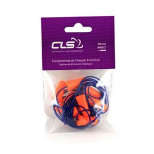 Blister c/ 5 pares de tampões descartáveis