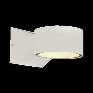 Aplique de exterior LED branco quente 6 W