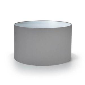 Abajur Cinzento 30cm