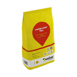 Betume webcolor flex 5kg antracite
