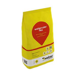 Betume webcolor flex 5kg barro