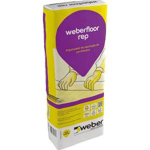 Argamassa Floor Rep 25kg cinza