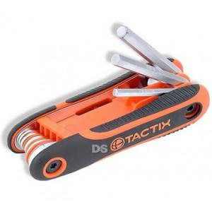 Chave Tactix T/ umbrako de 8 peças