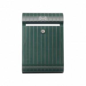 Caixa de correio Piccolo verde