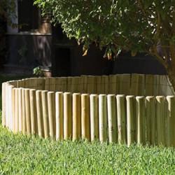 Bordas de madeira 30x150cm