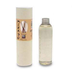 Recarga Mikado de perfume lavanda com Rattan