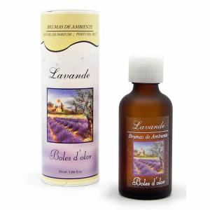 Aroma ambiente para aromatizador lavanda 50ml