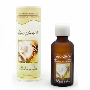 Aroma flor branca para aroma ambiente 50 ml