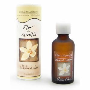 Aroma ambiente de flor de baunilha para aromatizador