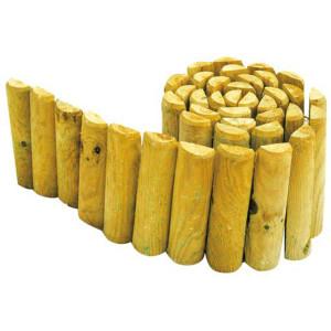 Bordadura de madeira 200x20x5cm