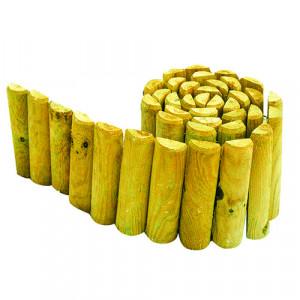 Bordadura de madeira 200xh,30 XØ5