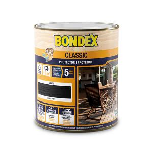 Bondex Mate Preto 0.75  Lt