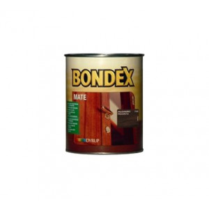 Bondex mate incolor 0,75L
