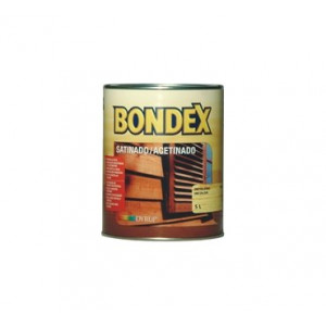 Bondex acetinado incolor 2,5L