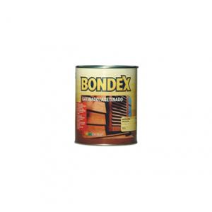 Bondex acetinado Nogueira 0,75L