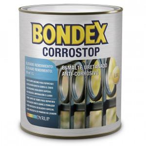 Corrostop cinza prata liso 0,25L