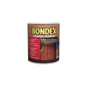 Bondex intempérie acetinado Nogueira 0,75L