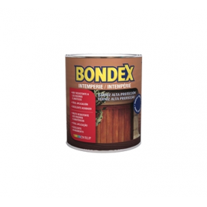 Bondex intemperie acetinado mogno 0,75L