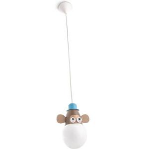 Candeiro de Teto macaco 1x20 W