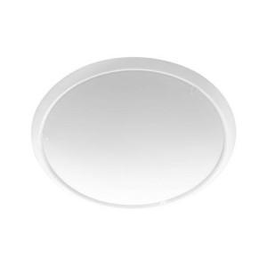 Aplique 2x75W 230V Circle branco