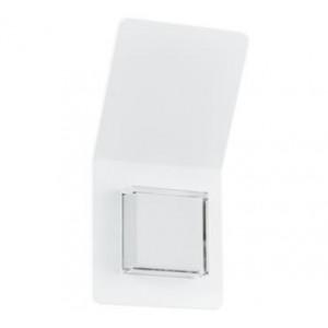Aplique Pias 2,5W Led de 380 lumens alumínio branco