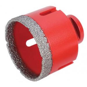 Broca diamante para corte a seco de 65mm 4916